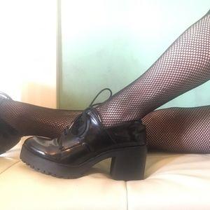 Zara Chunky Mary Janes Size 7 37 (Fit like 6.5-7)